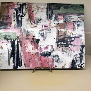 Other - Original acrylic abstract painting